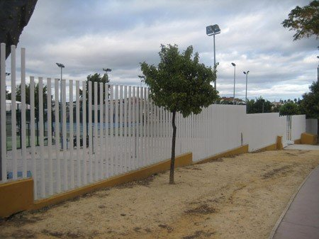 EXPO Enclosure at Tomares Sports Ground