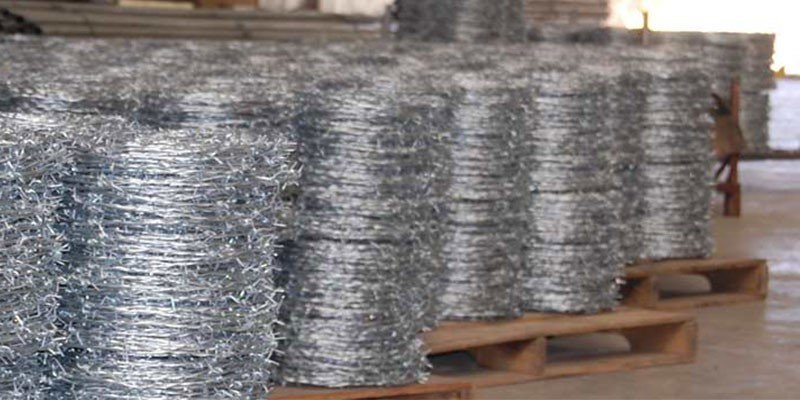 How We Make Barbed Wire