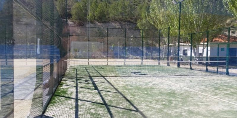 Padel Court Dimensions